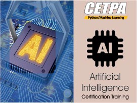 Project Based Artificial Intelligence With Python in Noida & Best AI With Python Course in Noida