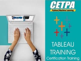 Project Based Tableau Training in Noida & Best Tableau Course in Noida