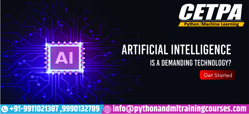 Artifical Intelligence Training Course in Noida