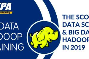 The Scope of Data Science and Big Data Hadoop in 2019