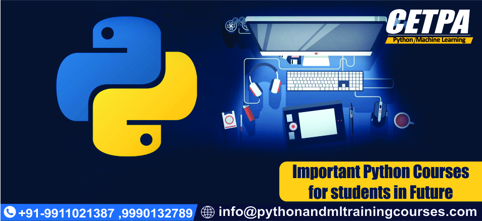 Best Courses to Develop Your Future in Python - Python and