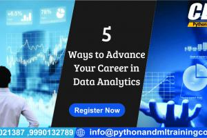 5 Ways to Advance Your Career in Data Analytics