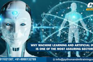 WHY MACHINE LEARNING AND ARTIFICIAL INTELLIGENCE IS ONE OF THE MOST ASSURING SECTORS TODAY